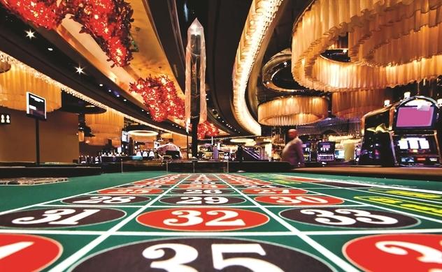 Thần tài cho casino?