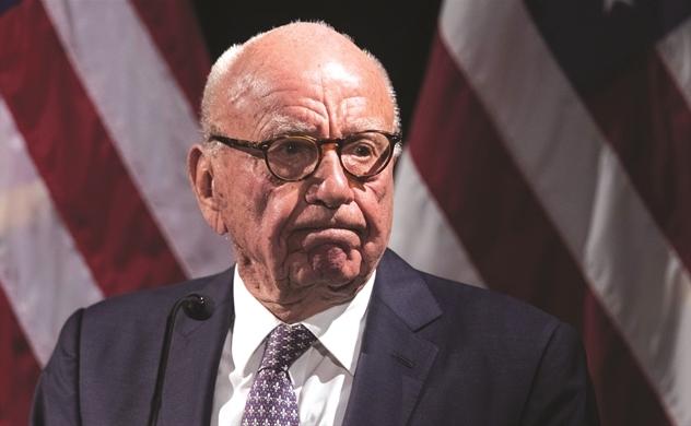 Khi Rupert Murdoch thoái vị