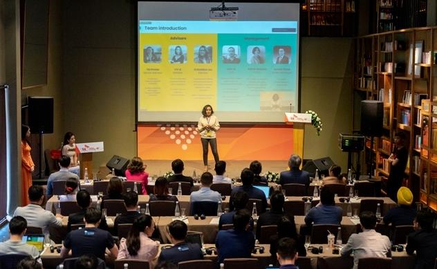 SK Startup Fellowship chính thức khởi động mùa thứ hai