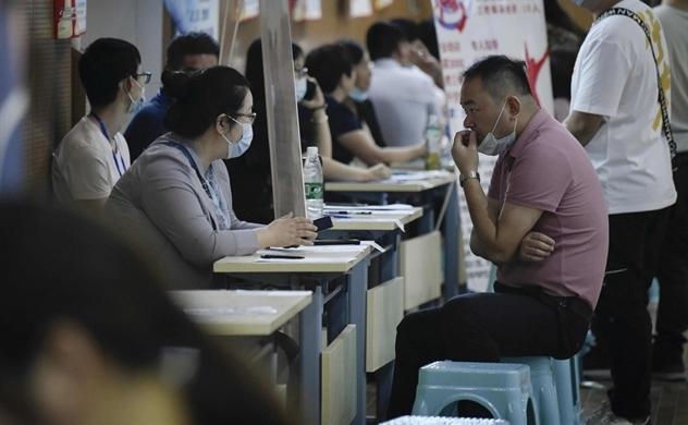 Tỉ lệ thất nghiệp cao ở Trung Quốc tiềm ẩn nhiều rủi ro