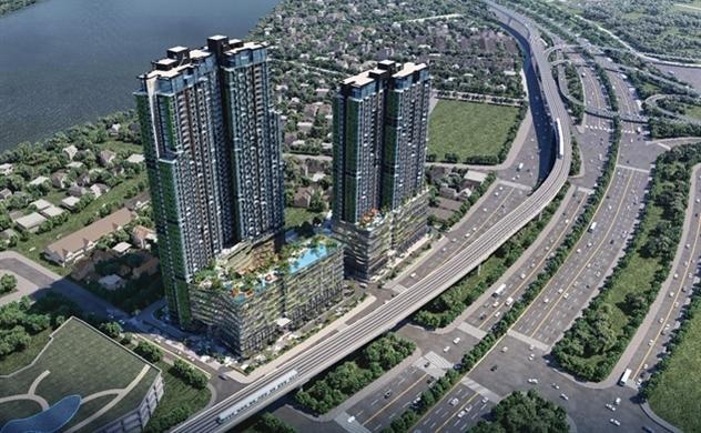 Bất động sản hạng sang TP.HCM thu hút nhà đầu tư ngoại