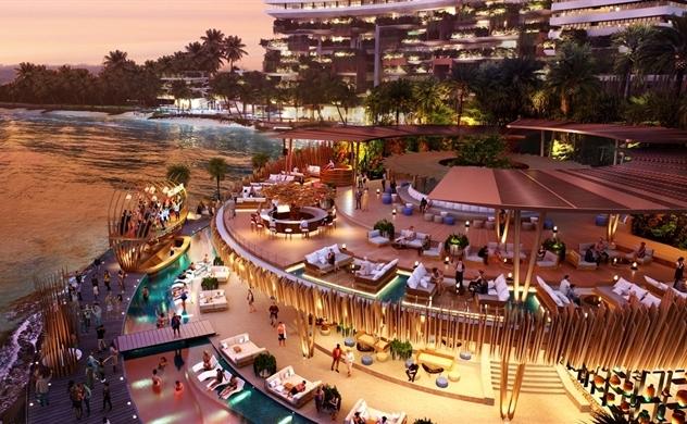 Giấc mơ nghỉ dưỡng thượng lưu Vega City Nha Trang