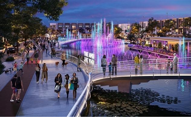 Stella Mega City – Phong cách sống mới dành cho cư dân văn minh, hiện đại