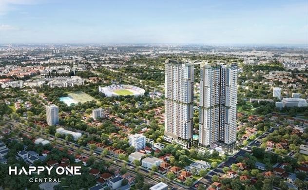 Thị trường bất động sản Thủ Dầu Một tăng nhiệt từ quý I/2021