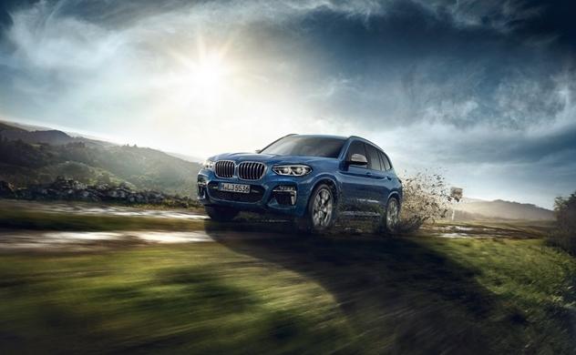 Có gì hấp dẫn trên các phiên bản BMW X3 2021