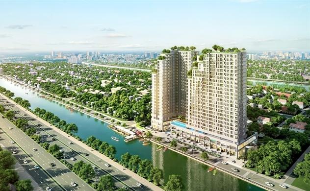 D-Aqua: Hạng mục đầu tư và an cư lý tưởng tại trung tâm Sài Gòn