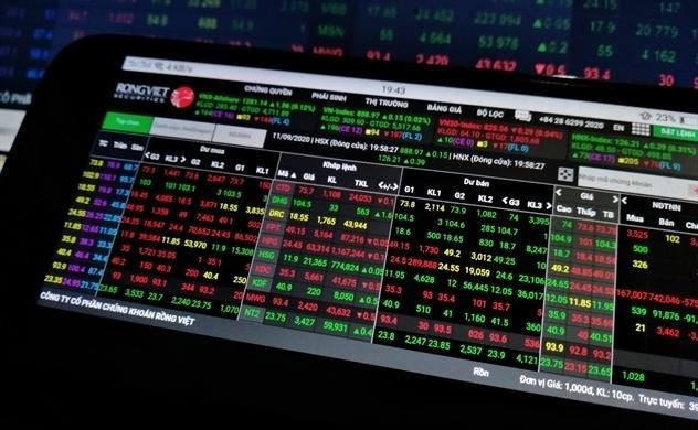 Diễn biến của top 10 vốn hóa khi VN-Index chạm 1.200 điểm