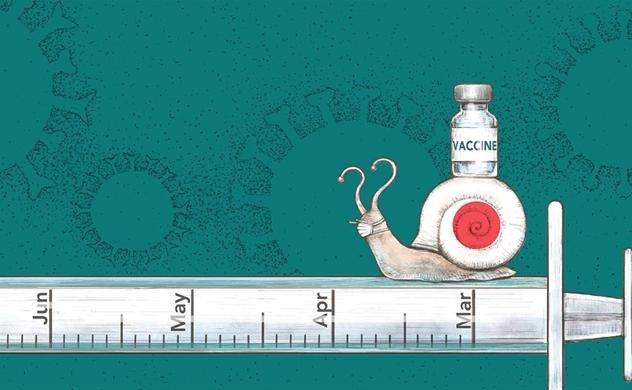 Việc chậm triển khai vaccine COVID-19 của Nhật Bản biến hy vọng thành thất vọng