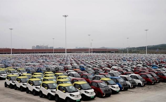 Tại sao Trung Quốc dẫn đầu về sản xuất xe điện?