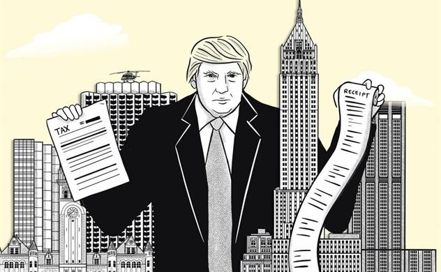 Sau nhiệm kỳ tổng thống, ông Trump mất 700 triệu USD