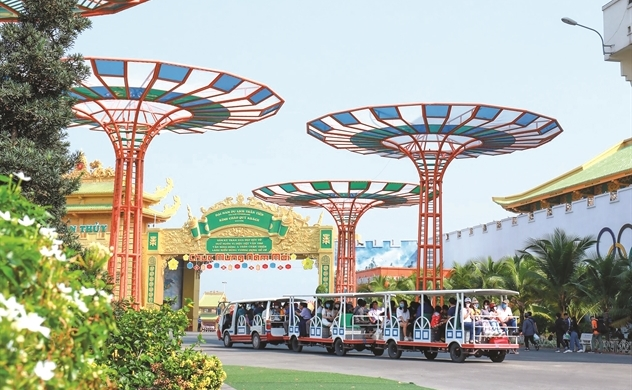 Công viên giải trí: Cuộc chơi sàng lọc
