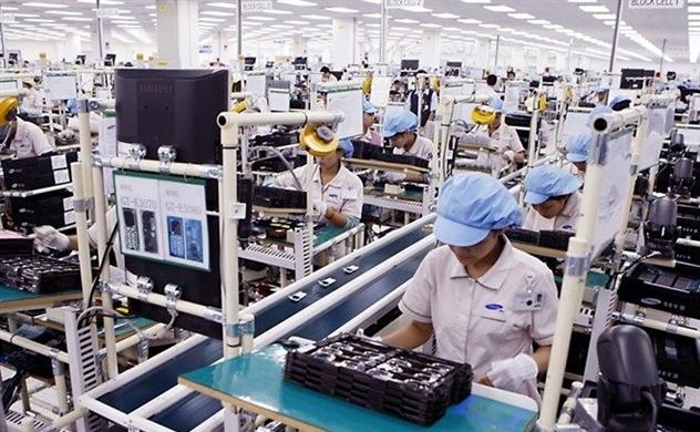 GDP quý I tăng 4,48%