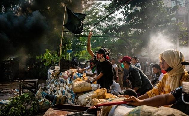 Mỹ đình chỉ quan hệ ngoại giao thương mại với Myanmar