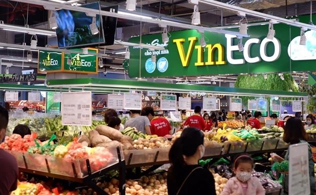 """VinMart/VinMart+ - """"chiến mã"""" của bán lẻ Việt Nam"""