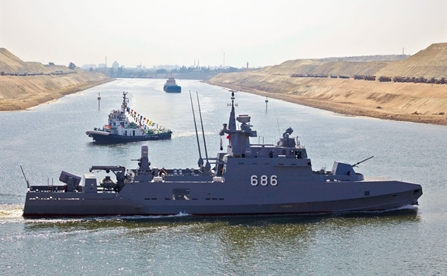 Mối đe dọa tiếp theo đối với kênh đào Suez