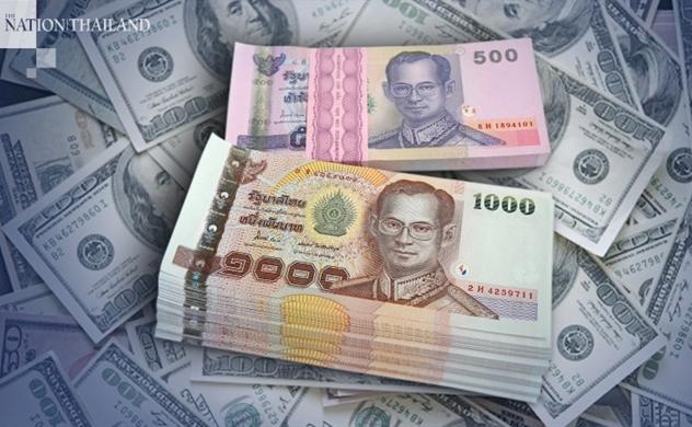 Baht Thái trở thành đồng tiền mất giá nhiều nhất tại Đông Nam Á