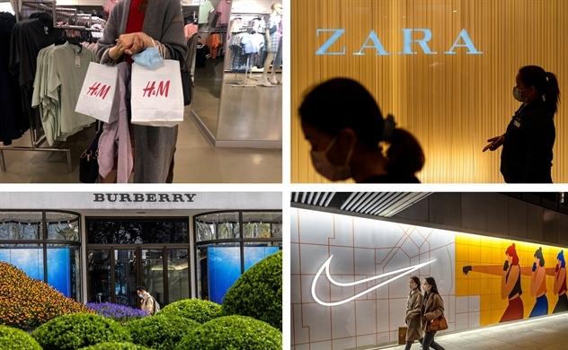 """Thời trang phương Tây bị kẹt trong thế """"tiến thoái lưỡng nan"""" ở thị trường Trung Quốc"""