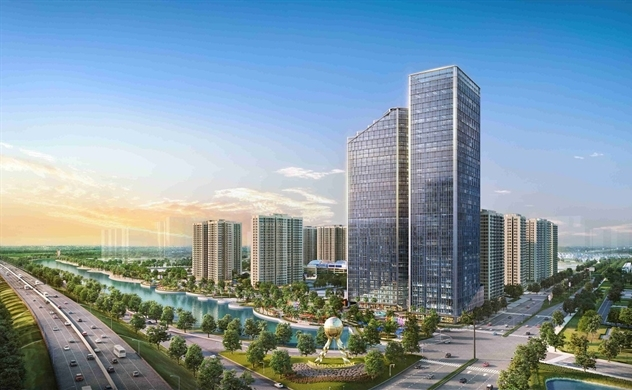 Vingroup ra mắt Techno Park - Tòa nhà văn phòng thông minh top 10 thế giới