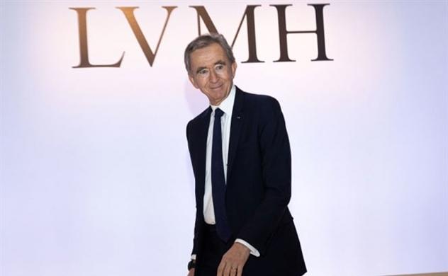 Tỉ phú Bernard Arnault: Người châu Âu duy nhất lọt Top 10 người giàu nhất thế giới