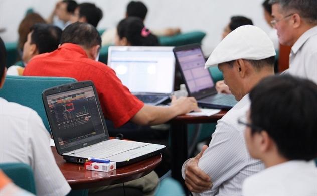 """""""Lính mới"""" tung hoành sàn chứng khoán Việt"""