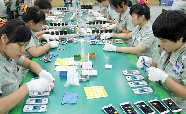 Vietnam manufactures 54.4 million mobile phones in Q1