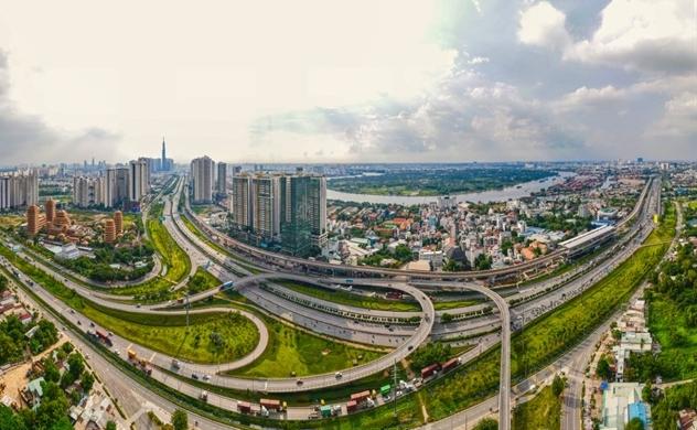 Thành phố Thủ Đức - động lực tăng giá cho căn hộ cao cấp tại khu Đông