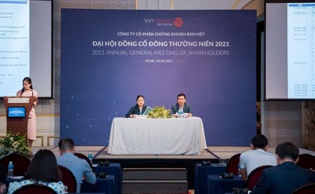 Chứng khoán Bản Việt đặt mục tiêu tăng trưởng ấn tượng cho năm 2021