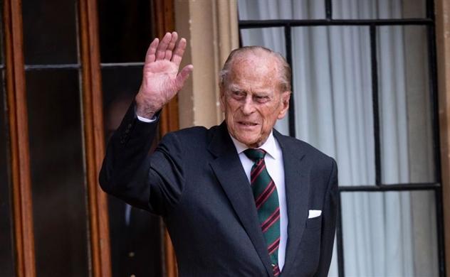 Cuộc đời kéo dài gần suốt một thế kỷ của Hoàng thân Philip