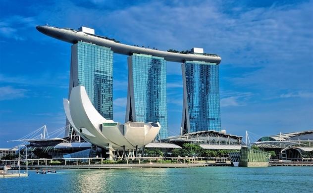 Giải trí đỉnh cao cho khách doanh nhân ở Singapore