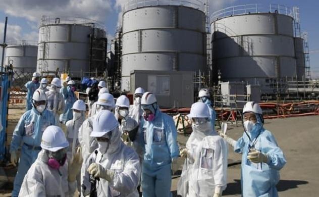 Hơn 1 triệu tấn nước từ nhà máy điện hạt nhân Fukushima sẽ đổ ra biển