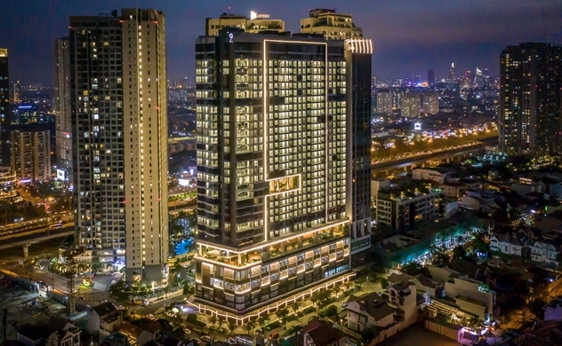 Frasers Property to handover first luxury apartment project in Vietnam