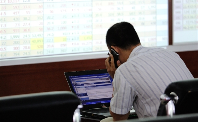 Thị trường chứng khoán đang bước vào giai đoạn chốt lời?