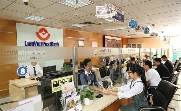 LienVietPostBank lãi lớn, cổ phiếu