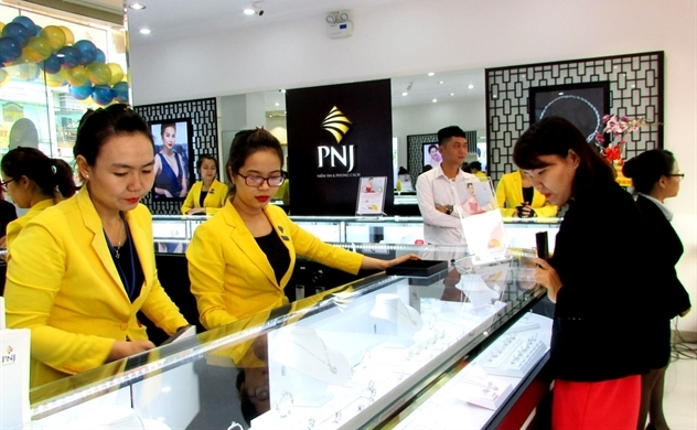 Jewelry firm PNJ to issue 15 mln shares to raise capital