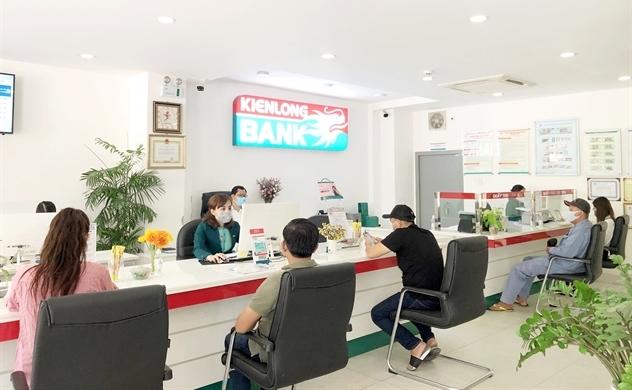 Kết thúc quý I/2021, lợi nhuận Kienlongbank đạt 702,62 tỉ đồng
