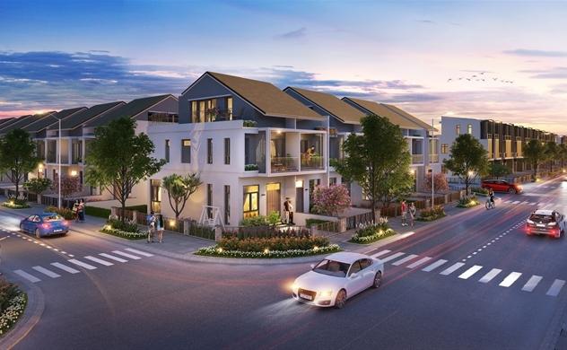 Gem Sky World: chính thức công bố nhà phố xây sẵn Sapphire Parkview ngày 25.4
