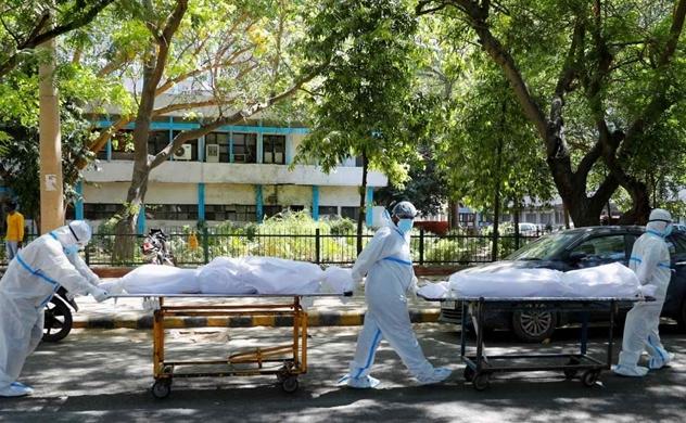Ấn Độ lập kỷ lục số ca nhiễm cao nhất trong một ngày trên toàn cầu
