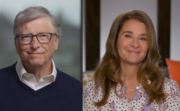 Tỉ phú Bill Gates và vợ Melinda Gates tuyên bố ly hôn sau 27 năm