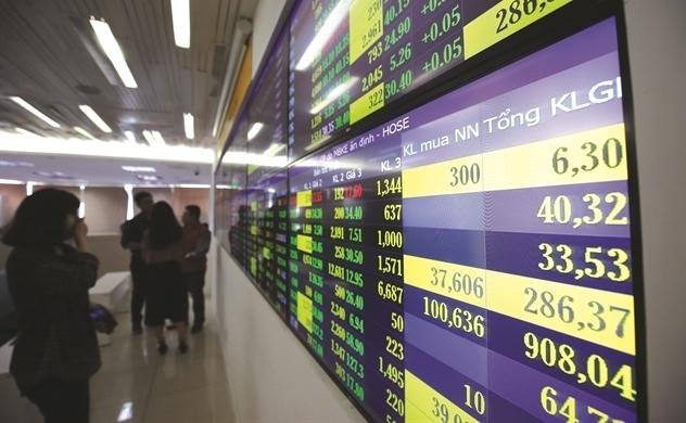 Sau lễ, thị trường chứng khoán hút tiền trở lại
