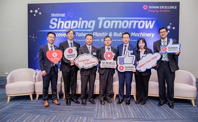 Đón đầu xu hướng hội nhập với các loại máy móc ngành nhựa, cao su hàng đầu Đài Loan