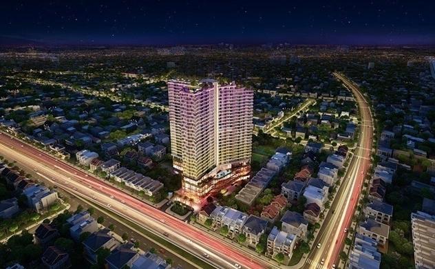 Vị trí đắc địa trung tâm Tây Nam Thành phố của dự án D-Homme
