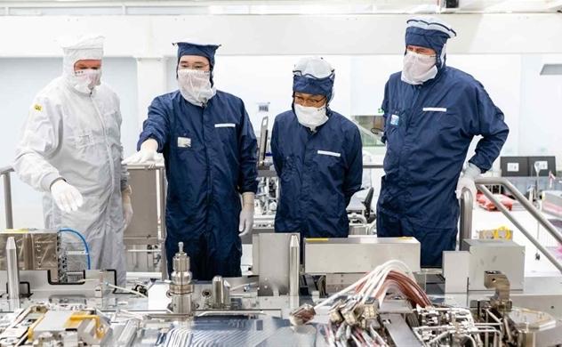 Samsung tụt lại phía sau TSMC trong cuộc đua giành chip tiên tiến