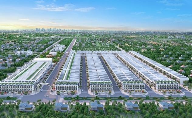 Hấp lực khó cưỡng của The Sun ở trung tâm công nghiệp – đô thị Bàu Bàng