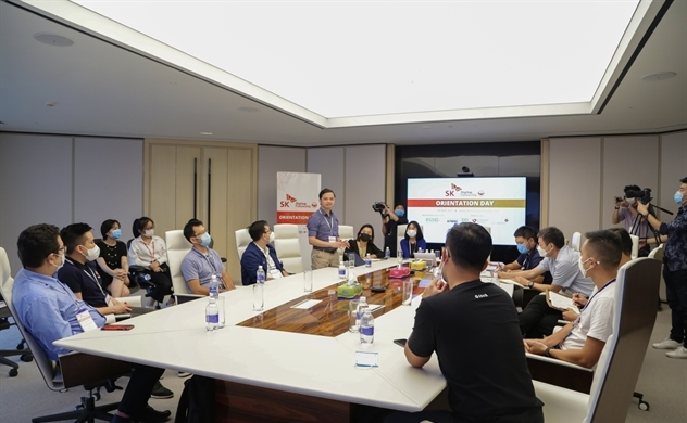 Top 13 startup xuất sắc của SK Startup Fellowship 2021