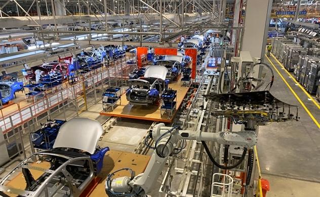 Những tân binh của ngành ôtô và start-up Trung Quốc đánh cược tất cả vào xe điện