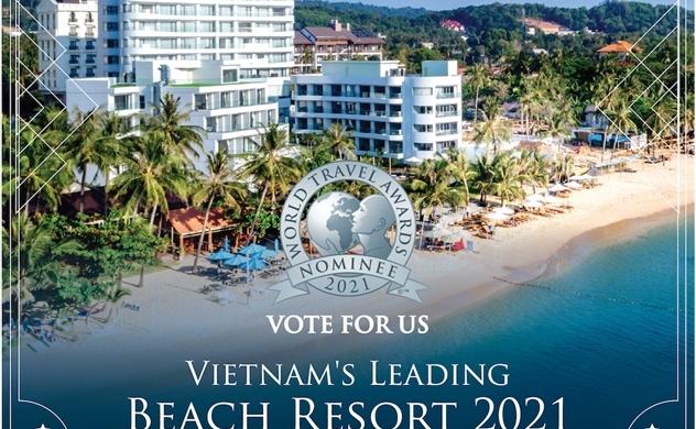SUNSET BEACH RESORT & SPA vinh dự được đề cử 2 giải thưởng lớn tại World Travel Awards 2021