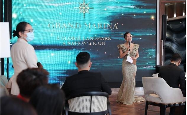 Grand Marina mở bán tại Việt Nam, giá trị giao dịch tiệm cận giá ở Bangkok, Singapore