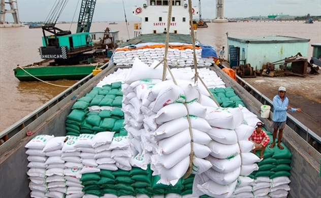 Vietnam earns $362 million from rice exports in April