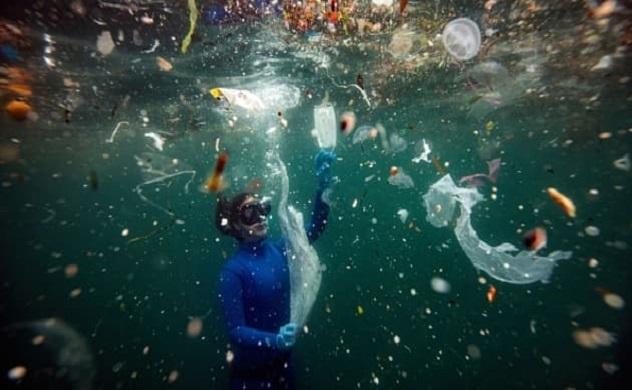 50% lượng rác thải nhựa sử dụng một lần chỉ do 20 công ty sản xuất
