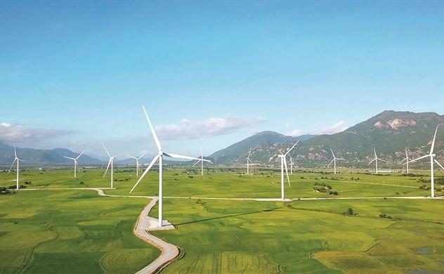 Điện gió đổi chiều